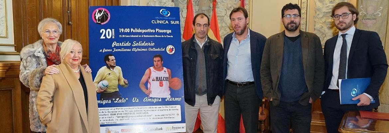 Canastas contra el Alzheimer, iniciativa de la Escuela Lalo García - Clínica Sur