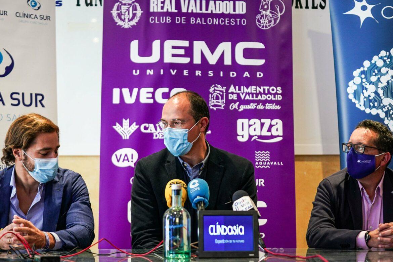 Patrocinio Filial Real Valladolid Baloncesto